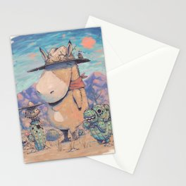 The West Stationery Cards