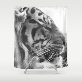 grr... Shower Curtain