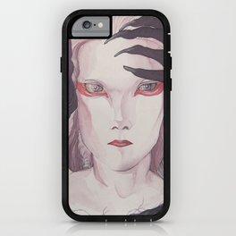 Daughter Of Magic iPhone Case