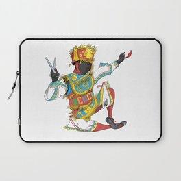 Danzante de tijeras - Scissors dancer Laptop Sleeve