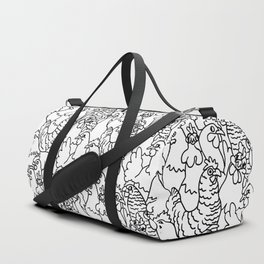 Oh Chickens Duffle Bag