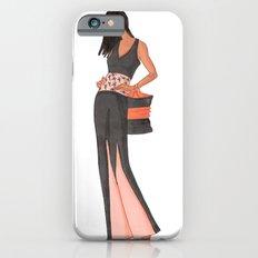 Glamour Girl iPhone 6s Slim Case