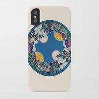 mandala iPhone & iPod Cases featuring Mandala by Abundance
