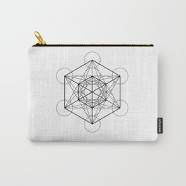 Metatron's Cube 2 Carry-All Pouch