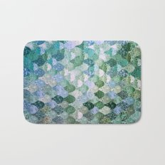 REALLY MERMAID OCEAN LOVE Bath Mat