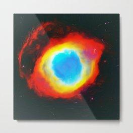 The Eye of God NGC7293 Metal Print