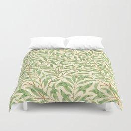 """William Morris """"Willow Bough"""" Duvet Cover"""