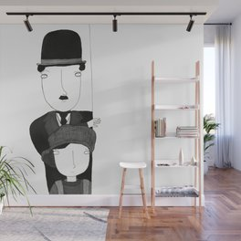 The Kid Wall Mural