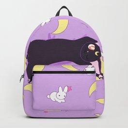 luna usagi bed Backpack