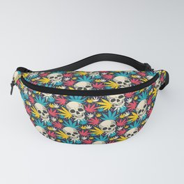Cannabis Weed 420 Stoner Pattern Gift Fanny Pack
