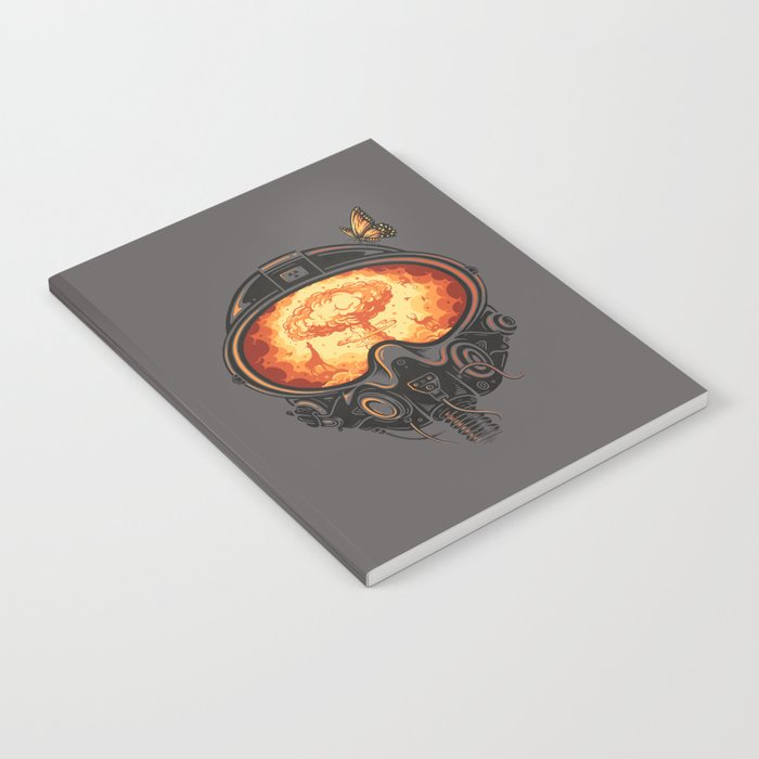 Last Goodbye Notebook