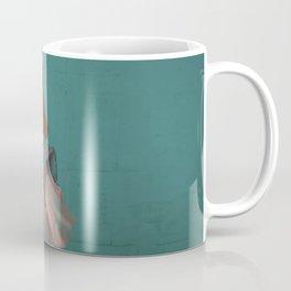 Hard love - A woman disappears Coffee Mug