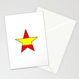 Flag of spain 12-spain,espana, spanish,plus ultra,espanol,Castellano,Madrid,Barcelona Stationery Cards