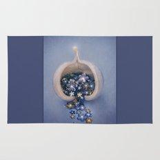 MIDNIGHT BLUE Rug
