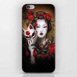 Kitsune iPhone Skin