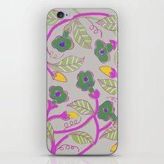 Mandavilla iPhone & iPod Skin