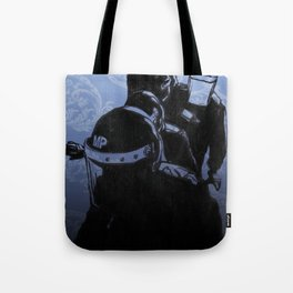 Dawn Raid Tote Bag