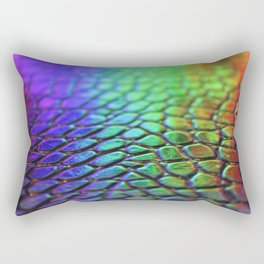 Rainbow Skin 2 Rectangular Pillow