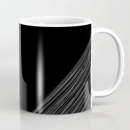 Black white pattern 4 Coffee Mug