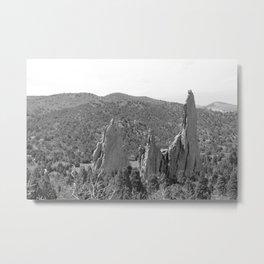 Garden of the Gods 7 Metal Print