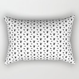 Spider Patten Rectangular Pillow