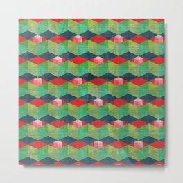 Cubism Art Metal Print