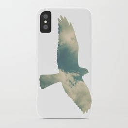 Cloud Bird iPhone Case