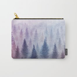 Ombre Woods Carry-All Pouch