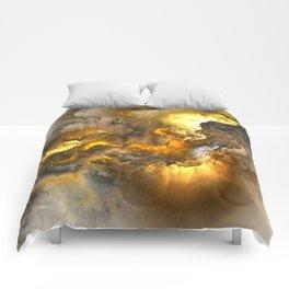 Unreal Stormy Heaven Comforters