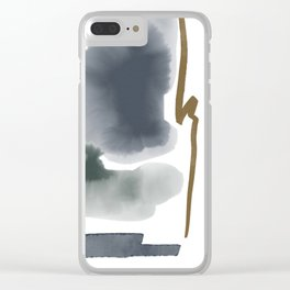 Introversion XI Clear iPhone Case