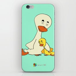 Mother Goo-see iPhone Skin
