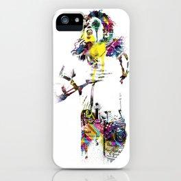 M J iPhone Case