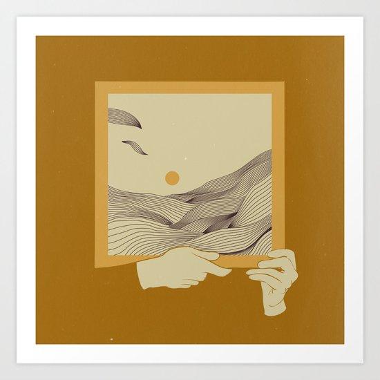 Picture Art Print