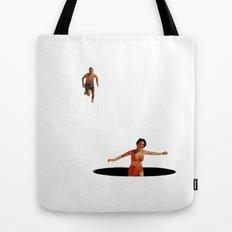 Lost Again Tote Bag
