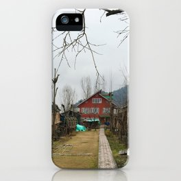 Lil' House iPhone Case