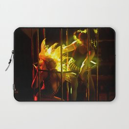 Sexy Cage Dancer Laptop Sleeve
