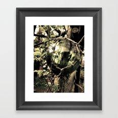 Orb Framed Art Print