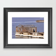 Svalbard 1 Framed Art Print