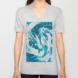 Spirit of the Sea Unisex V-Neck
