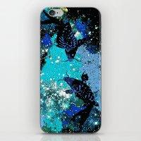 koi iPhone & iPod Skins featuring Koi  by Saundra Myles