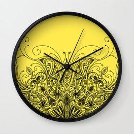 Ornaments Design Wall Clock