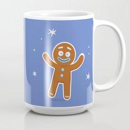 Happy Little Gingerbread Man Coffee Mug