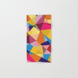 Creative Geometry Hand & Bath Towel