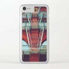 Soho XII Clear iPhone Case