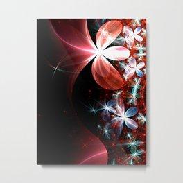 Alpenglow II Metal Print