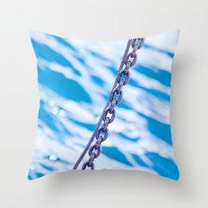Be Strong Throw Pillow
