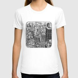 Back In The NYC T-shirt