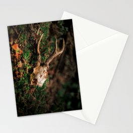 HUNTING SEASON IS OVER. Stationery Cards