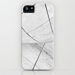WHITEOUT: chicago disoriented iPhone Case