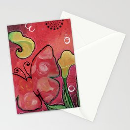 Calla Lily II Stationery Cards